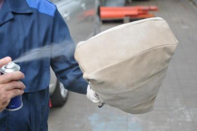 impregnacja torebki