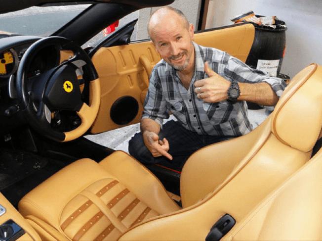 Renowacja Ferrari 575M Maranello