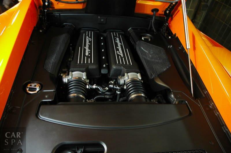 Jednostka napędowa Lamborghini Gallardo