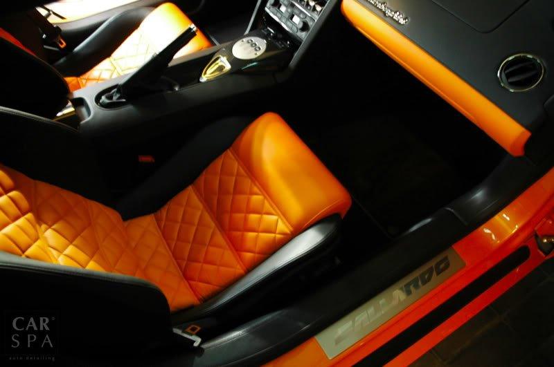 Tylko Lamborghini posiadają taką stylistykę
