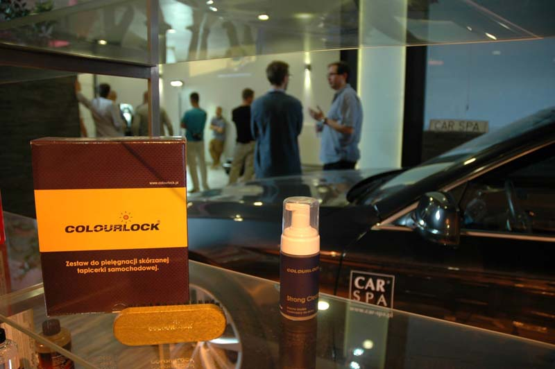 Colourlock w Car Spa