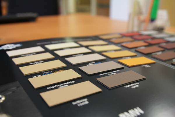 katalog kolorów tapicerek Hainz-Rainke