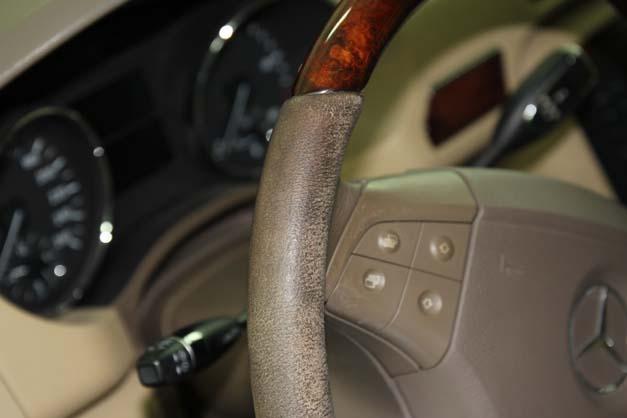 Kierownica potrzebuje farb Colourlock
