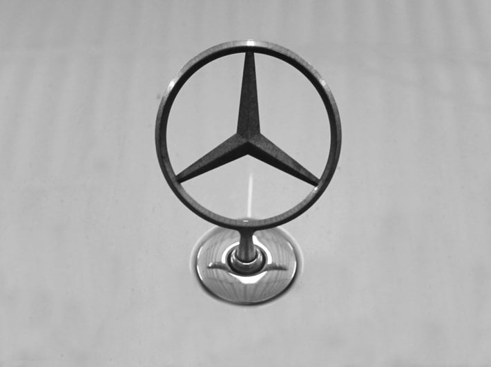Mercedes-Benz w Colourlock