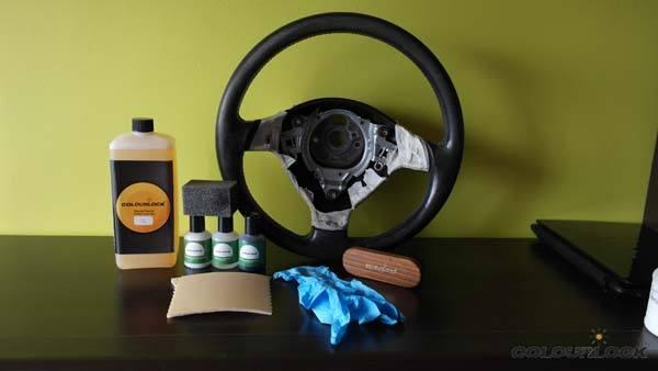 zestaw do renowacji kierownicy Colourlock