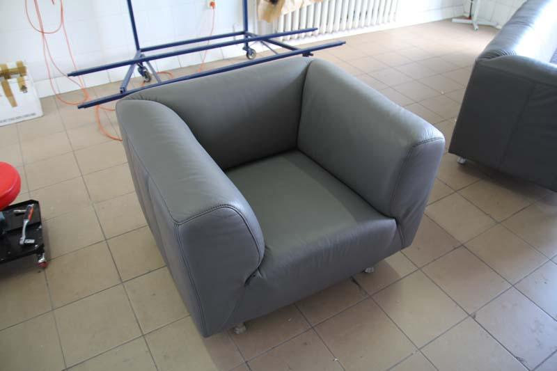 Jeszcze jedno - fotel po renowacji