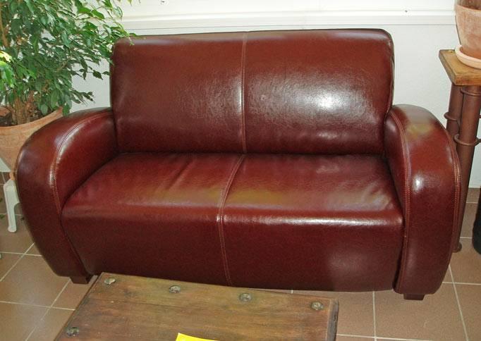PU Leder Sofa 003