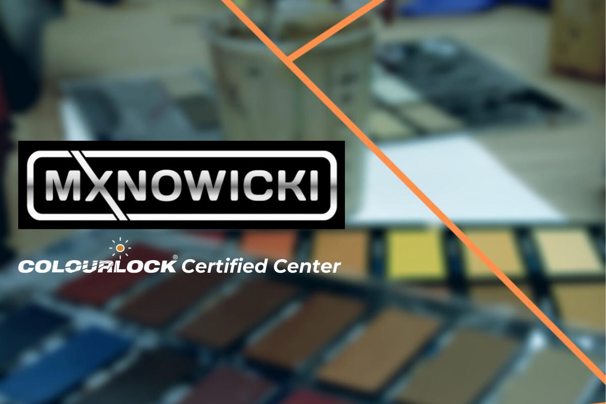 Otwarcie Colourlock Certified Center w Warszawie